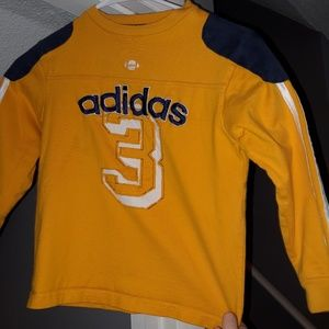 Boys Adidas sweatshirt